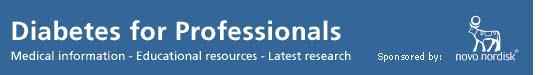 logo Diabetes for Professionals